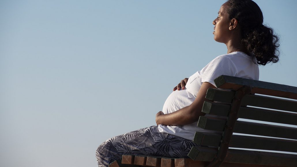 How climate change could contribute to racial maternal-health disparities